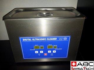 Ultraschallwaschen (kompakte Anlage)